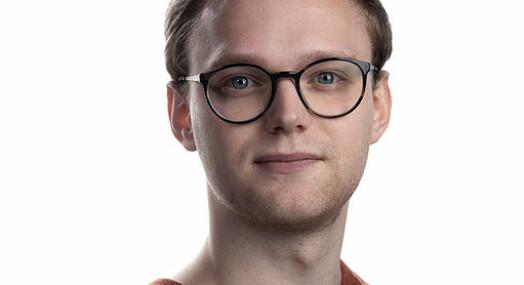 Halvard Alvheim Vegum er fast ansatt som redaksjonell utvikler i BT