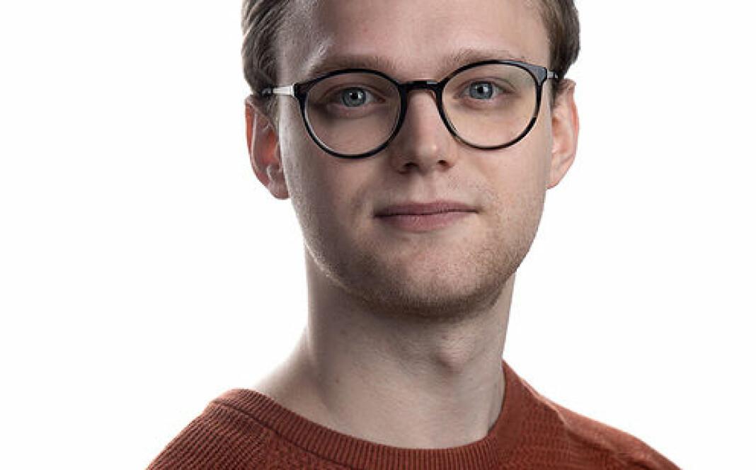Etter et halvt år som vikar, får Halvard Alvheim Vegum fast jobbi Bergens Tidende.
