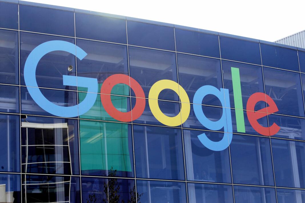 Google fjerner alle politiske reklamer i tiden fram til Joe Biden er blitt tatt i ed som USAs nye president. Foto: Jeff Chiu/AP/NTB