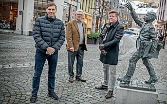 Sunnmørsposten kjøper Nytt i Uka