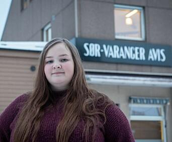 Er ny journalist i Sør-Varanger Avis