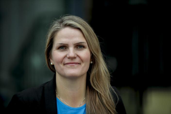 – At vi greide nynorskkravet i 2019 kan ikke bli stående som et engangstilfelle, sier NRKs språksjef Karoline Riise Kristiansen.