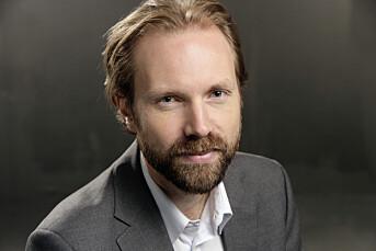 Sigurd Falkenberg Mikkelsen i NRK