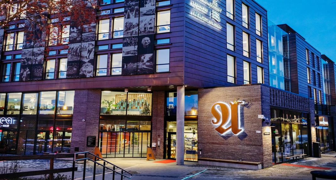 «Adresseavisen har lang tradisjon for å slippe mange til på debattplass, om det er melkebonden fra Snåsa, aktivisten fra Verdal eller skoleelevene fra Tiller i Trondheim», skriver debattansvarlig Berit Baumberger.