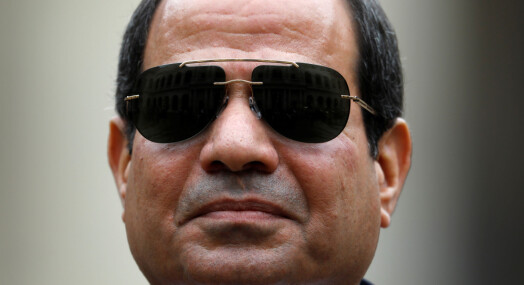 Journalister forsvant etter anklage om falske nyheter i Egypt
