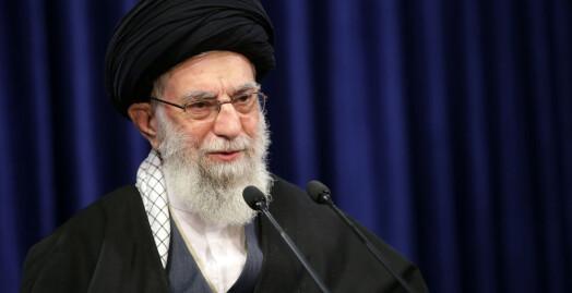Khamenei kastet ut av Twitter for godt