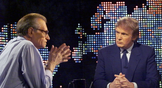 TV-legenden Larry King er død