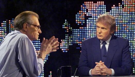 TV-legenden Larry King er død