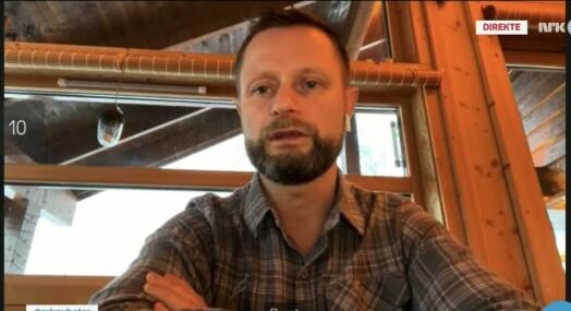 Artikler om Bent Høies hyttetur vekker reaksjoner, også fra Høie selv: Nå svarer DN og TV 2