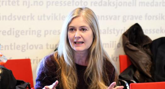 Valgkomiteen vil ha Hege Fagerheim som ny NJ-nestleder