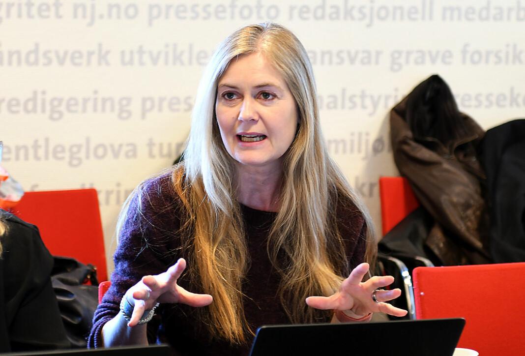 Hege Fagerheim ligger an til å bli Norsk Journalistlags nye nestleder.