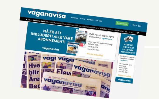 Polaris Media kjøper Våganavisa