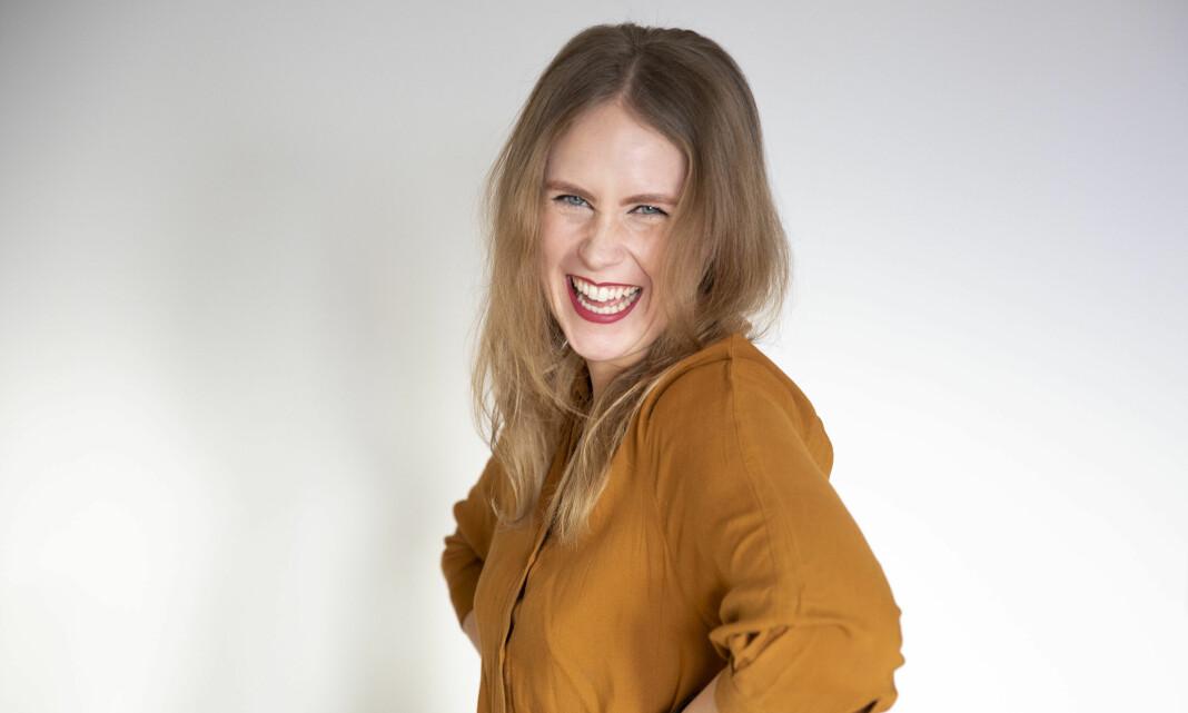 Silje Kampesæter blir nyhetsredaktør i Forsvarets forum