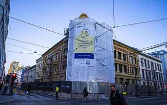 Stort smitteutbrudd på byggeplass i Oslo – Pressens hus rammet