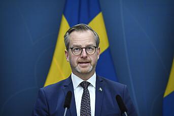 Lovforslag: Dykking ved Estonia tillates på oppdrag fra myndigheter