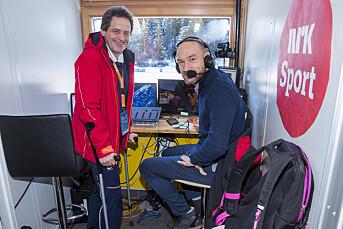 NRK-kommentatorer må bli hjemme fra ski-VM