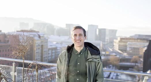 Ola Magnussen Rydje blir politisk reporter i Dagens Næringsliv