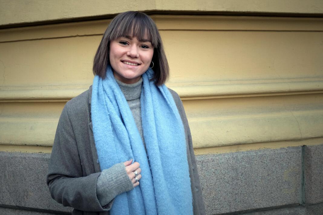 1. mars starter Guro Gulstuen Nordhagen er ansatt som journalist i Klar Tale i lettlestavisa Klar Tale.
