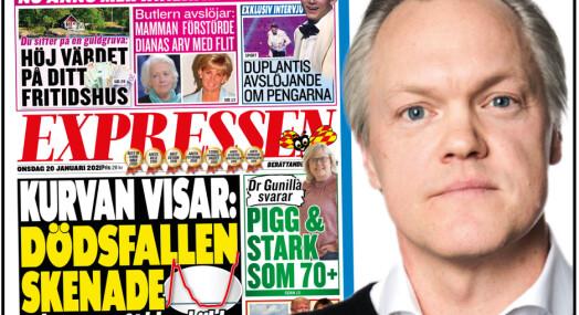 Svenske «kvällstidningar» blir morgenaviser - kutter CO2-utslipp og utgifter