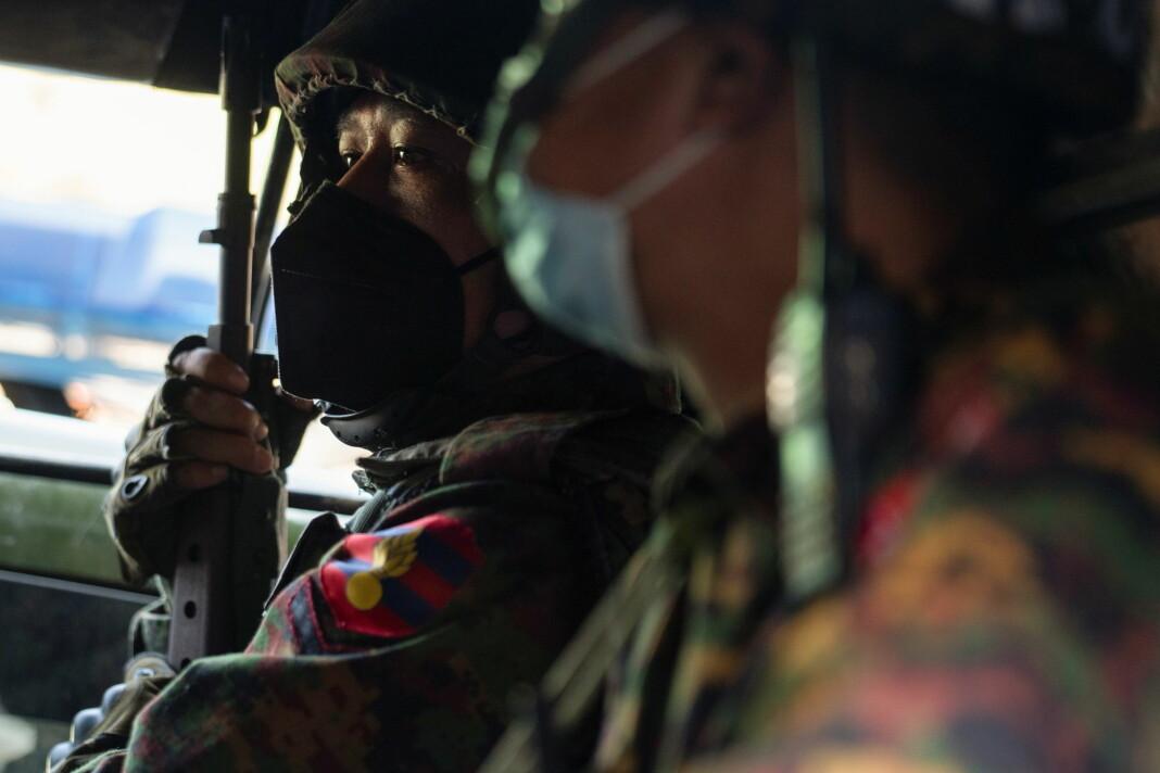 Den kinesiske avisa Global Times viser til eksperter som mener militæret i Myanmar kan ha vært inspirert av Donald Trump.