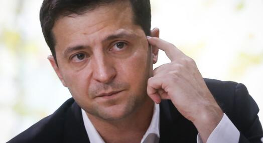 Ukraina stenger tre av opposisjonens TV-kanaler