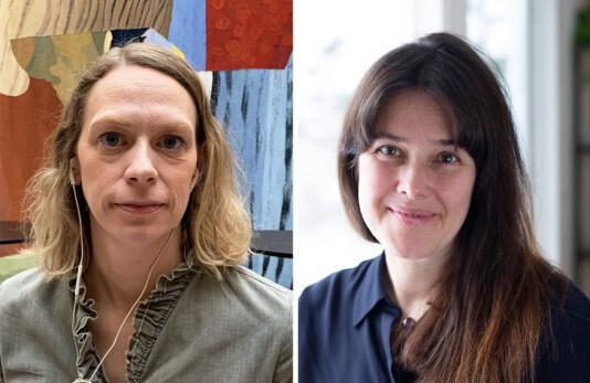 Arnhild Aass Kristiansen og Birgitte Iversen er ansatt i Aftenpostens nye Oslo-satsing