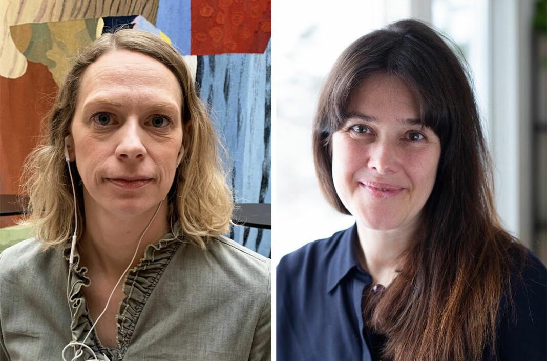 Arnhild Aas Kristiansen og Birgitte Iversen kommer til Aftenpostens fra henholdsvis Dagbladet og NTB.