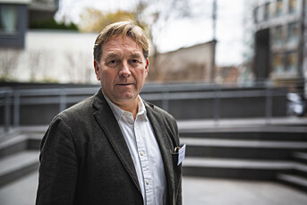 Trond Idås fra Norsk Journalistlag skal bidra i undervisningen om journalister og traumer.