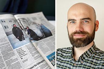 Daniel sa fra - Aftenposten endret sitat: – Følte meg framstilt som en sinna naborebell