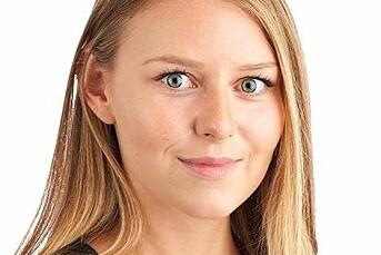 Rakel Strand er ansatt som journalist i Aftenposten/E24