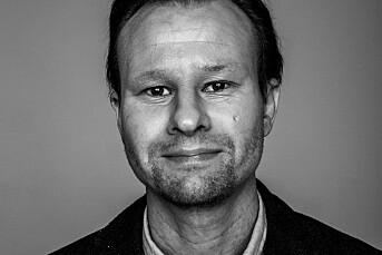 Kjetil Kjær Andersland er ansatt som politisk journalist i Dagbladet
