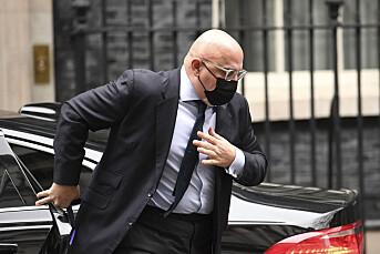 Britenes regjering vil ha slutt på spredning av koronamyterI