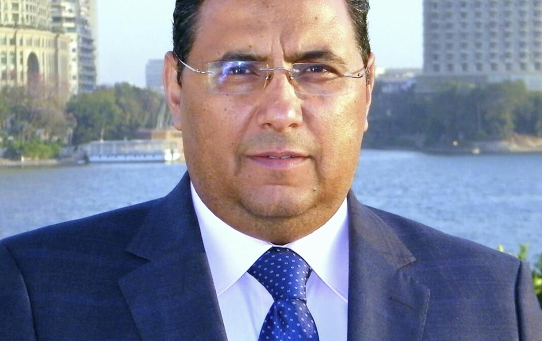 Den egyptiske journalisten Mahmoud Hussein har sittet i varetekt siden desember 2016.