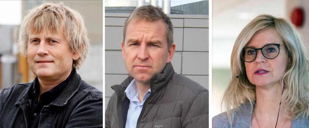 Fridtjof Borø Nygaard, Øystein Milli og Karianne Solbrække om Baneheia-saken.