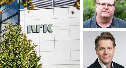 Har sluttet å øke: Færre midlertidige i NRK-redaksjonene i fjor enn året før