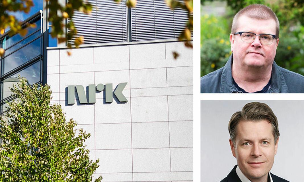 Både NRK og NJ er fornøyde med årets lønnsoppgjør