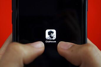 Kina blokkerer Clubhouse
