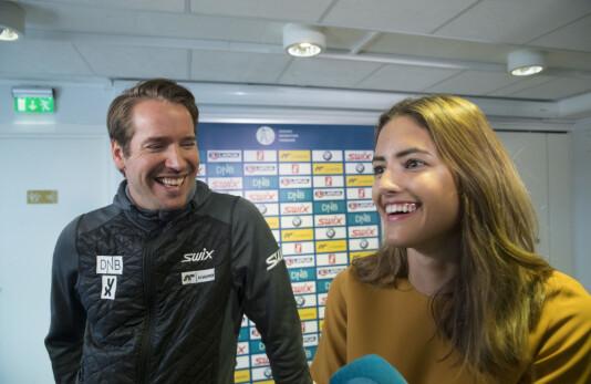 Samantha Skogrand blir nytt sportsanker på NRK