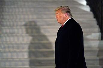 Trump om Facebook: – En stor skam