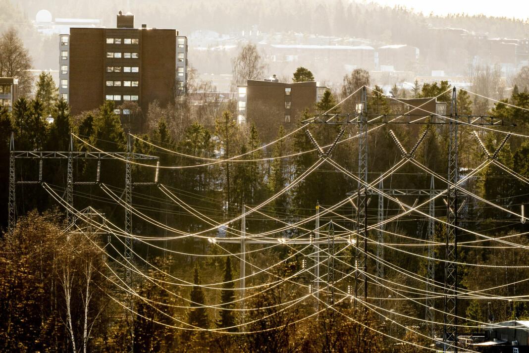«Summen av strømpris og nettleie har ligget på samme nivå i 70 år. Avgiftene har derimot økt», skriver Aslak Øverås i Energi Norge.