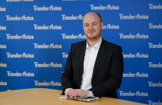 Rykker opp blir ny sjefredaktør i Trønder-Avisa