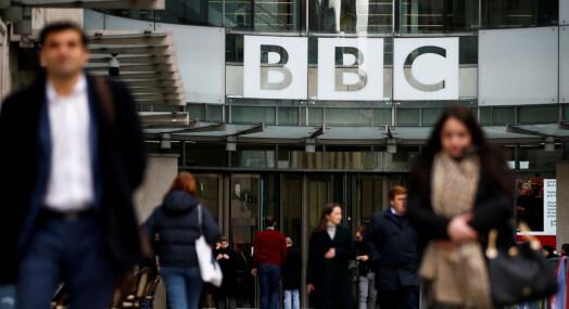BBC World News forbys i Kina