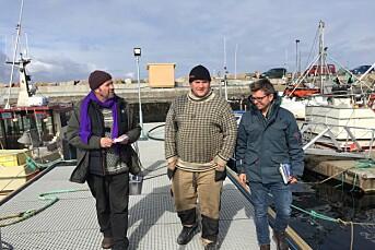 New York Times-journalist ble karantene-kasteball i Norge