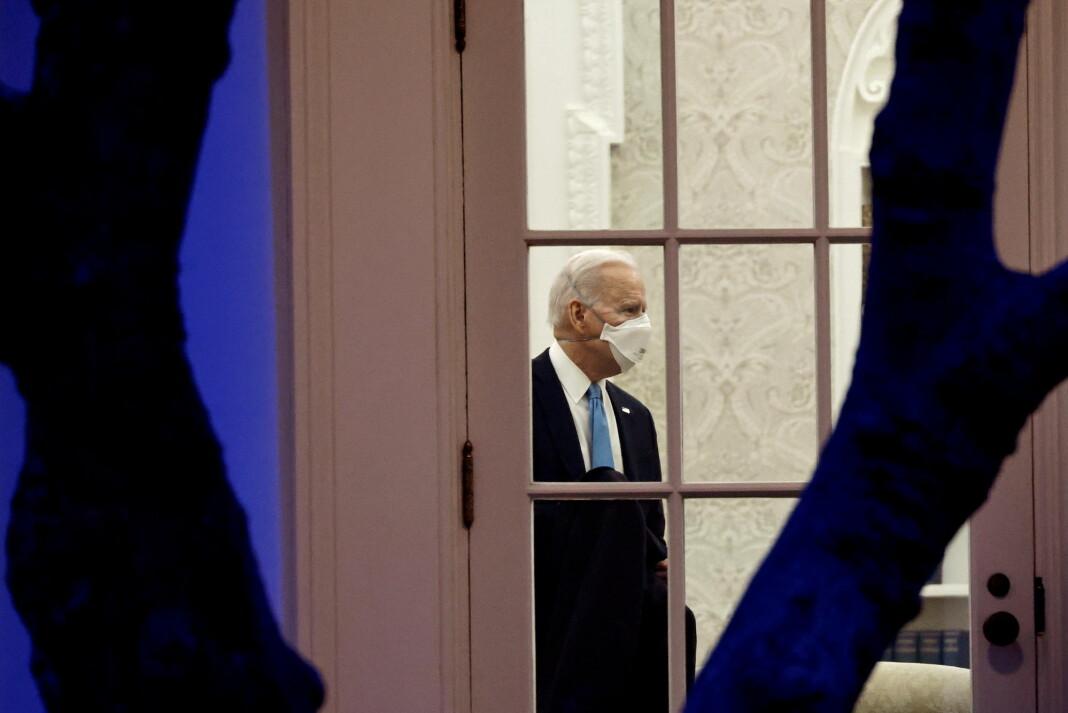 Presidentskiftet ser ikke ut til å ha endret USA syn på Julian Assange skal utleveres fra Storbritannia.