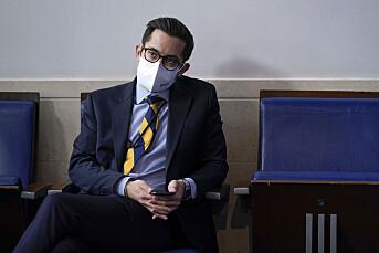 Pressetalsperson i Det hvite hus slutter etter å ha truet journalist