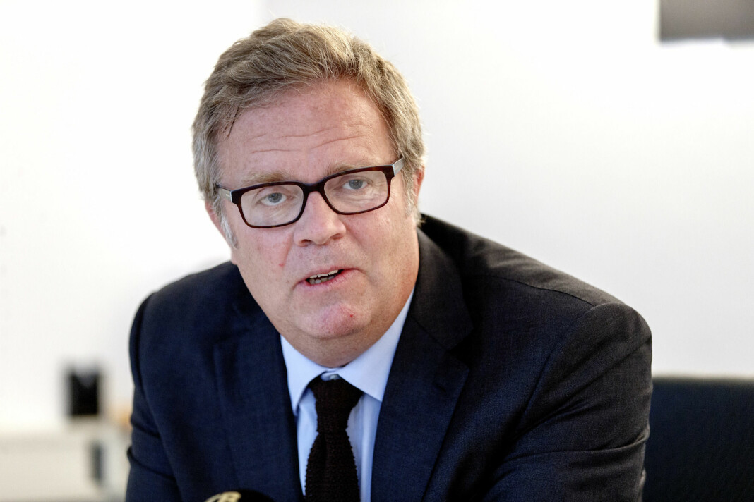 Redaktørforeningen og presseforbundet, ved advokat Jon Wessel-Aas, har sendt anke til Høyesterett.