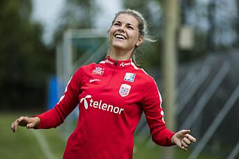 Andrine Hegerberg blir fotballekspert på TV