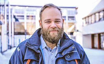 Ole-Ottar Karlsen Høgstavoll har ledet arbeidet med den nye klimaveilederen.