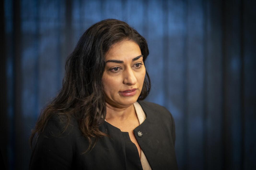Shabana Rehman ledet Født Fri til stiftelsen ble slått konkurs. Onsdag behandlet PFU klagen mot Vårt Land.