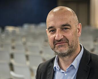 Anthony Bellanger, generalsekretær i IFJ.